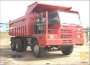 6x4 de Vrachtwagen van de Kipper van de mijnbouw