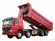 6x4 de Vrachtwagen van de kipper
