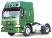 De Vrachtwagen van de Tractor van Howo 4x2