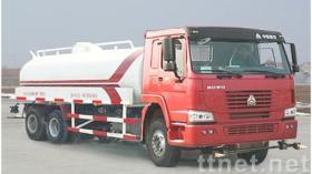 De Tankwagen van het Water van Howo