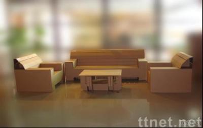 Corrugated Sofa