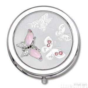 Swarovski Crystal Butterfly Pocket Ashtray