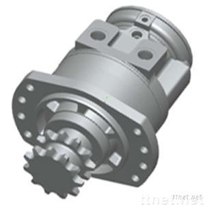 MCR05 Hydraulic piston motor