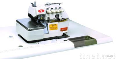 High speed overlock sewing mahine