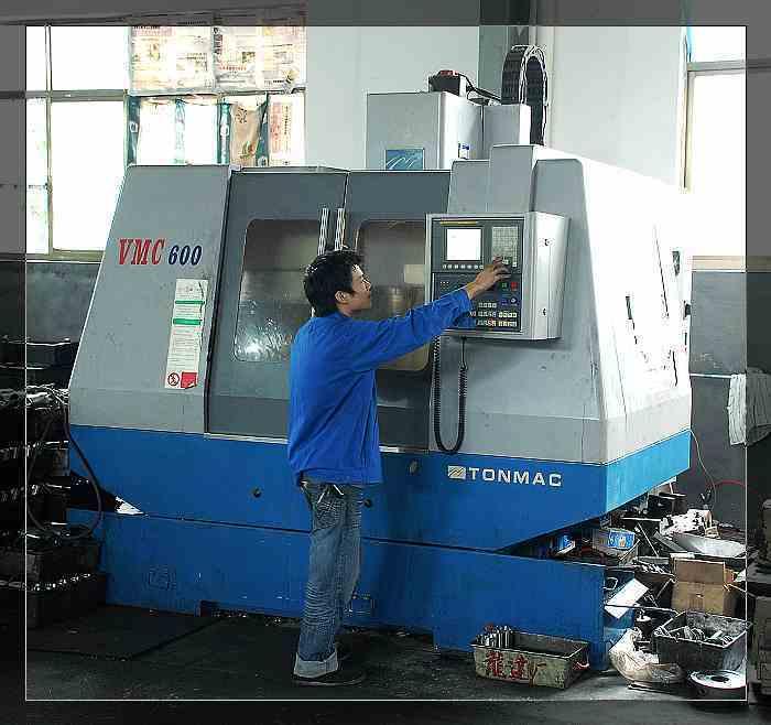 ningbo yinzhou longda machinery parts factory