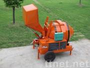 Electric Concrete Mixers