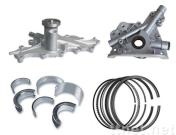 FORD 2. 4TDCI HET LAGER PUMP/PISTON RING/ENGINE VAN HET WATER PUMP/OIL