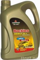 Olie van AMERIKA van Rockies de totale synthetische No.1