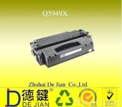 Compatible toner cartridge HP C5949X