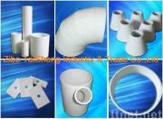 Wear Resistant Alumina Ceramic Ceramic Lined Pipes