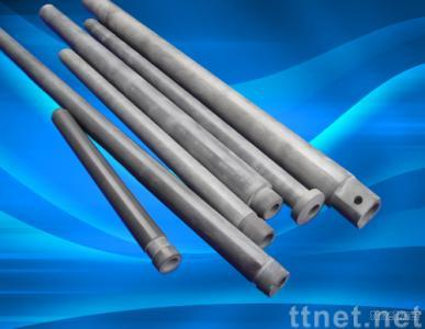 Thermal Shock Resistance Silicon Nitride Thermocouple Protection Tube