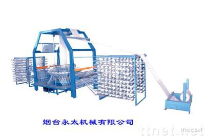 Four-shuttle circular loom