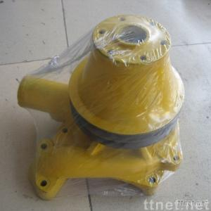 Sell water pump, excavator parts, Komatsu PC400-1 SD110.