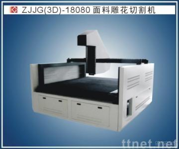 laser engraving and cutting machine for automobile inner decoration material