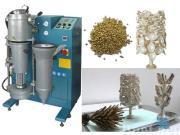 Digital vacuum compression casting machine