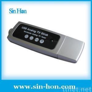 USB Analogue TV Stick