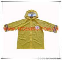 PVC Children Rain Coat