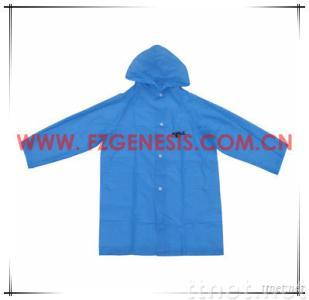PVC Kid Raincoat