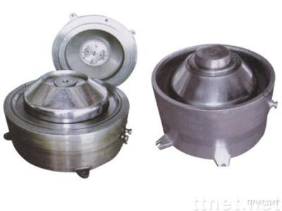 Capsule tyre moulds