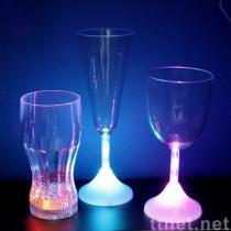 Tazza infiammante del vino del LED