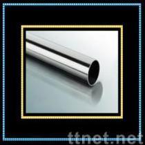 円形のステンレス鋼の管か管
