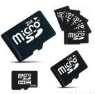 Micro SD Cards, Suitable for Mobile Phones