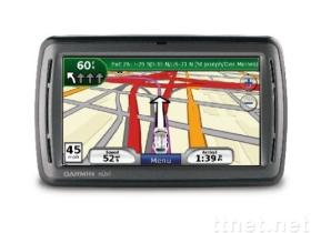 Garmin nüvi 855 4.3-Inch Widescreen Portable GPS Navigator with Speech Recognition