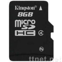 Kingston 8GB Micro SDHC Card