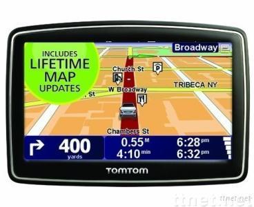 TomTom XXL 540M 5-Inch Widescreen Portable GPS Navigator (Lifetime Maps Edition)