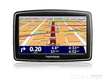 TomTom XL 340-S 4.3-Inch Widescreen Portable GPS Navigator