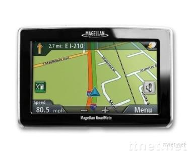 Magellan RoadMate 1475T 4.7-Inch Widescreen Portable GPS Navigator with Traffic