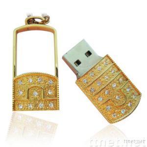 Diamond USB Flash Drive