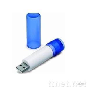 Mini Flash Drive, Plastic USB Flash Drive