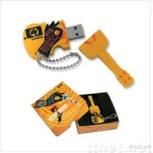Silicon USB Flash Drive