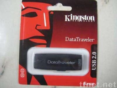 Kingston DataTraveler100 128GB USB Flash Drives