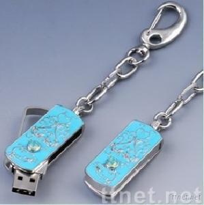 Professional Supplier of jewellery 4GB Best Usb Flash Drive