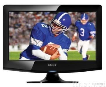Coby TFTV1525 15-Inch Widescreen TFT LCD 720p HDTV/Monitor with HDMI Input (Black)