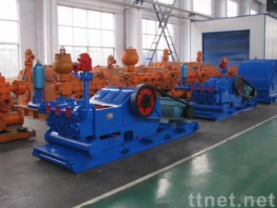Reciprocation Pump