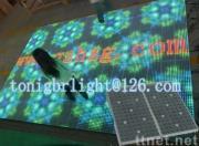 LED Video Dance Floor, LED stage light