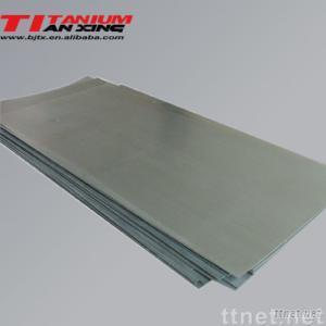 Gr5 titanium sheet