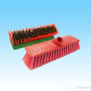 floor brush, plastic broom, manufacture