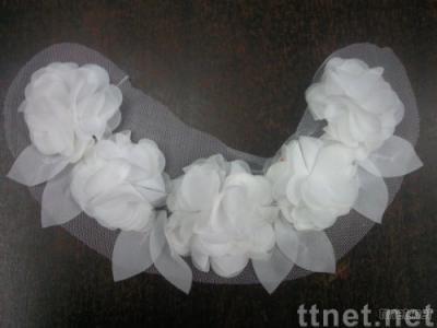 nice lace collar for garment accessory