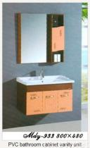 PVC Bathroom Cabinet Vanity Unit