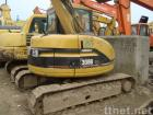 使用された追跡された猫の小型掘削機猫308Bの掘削機