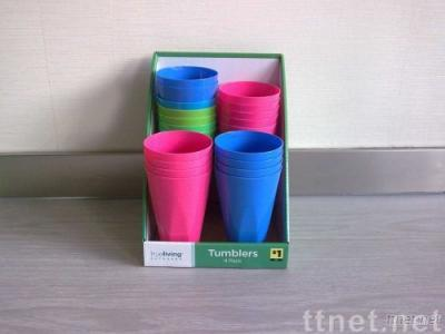 plastic tumbler for party/picnic