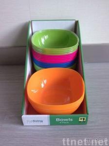 Colourful Plastic bowl