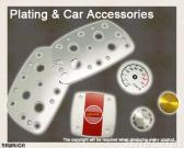 Plating, Car Accessories