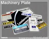 (2)Machinery Plate