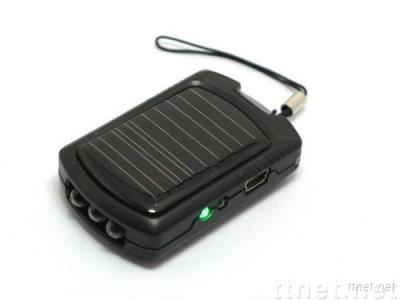Mini Solar Battery Charger
