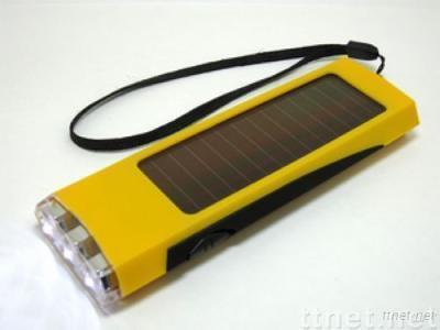 Promotional Solar LED Flashlight